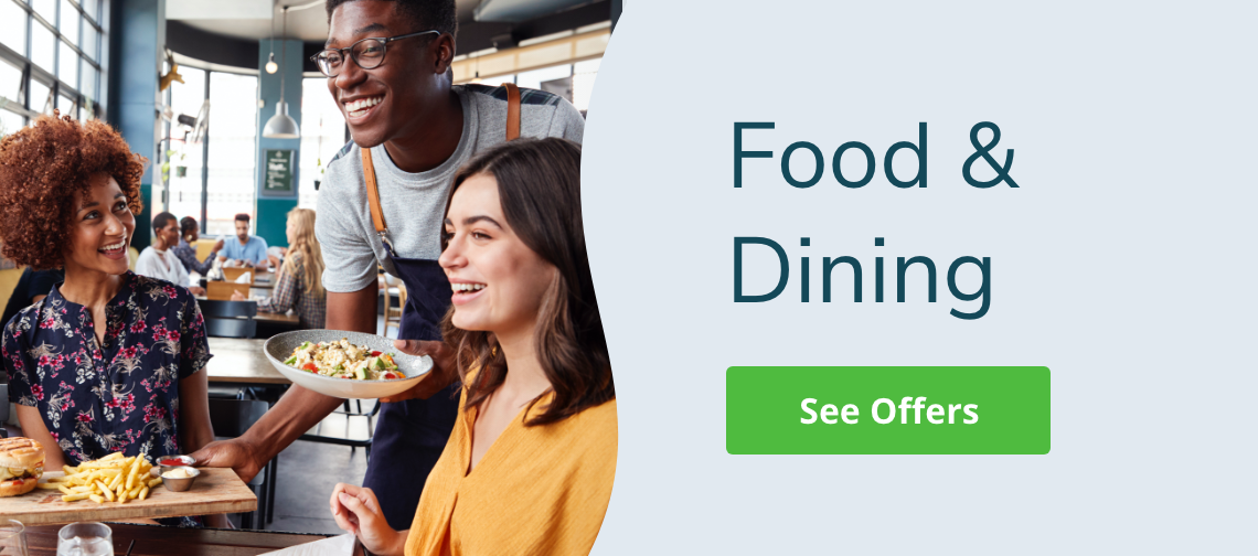 Browse Food & Dining Coupons